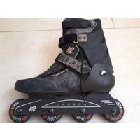 Rollers K2 Carbon, Profesionales Jockey