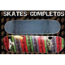Skate Completo Guatambu Brothers Envio Gratis A Todo El Pais