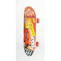 Patineta Skate De 4 Rudas De Cars
