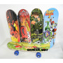 Patineta Skate De 4 Rudas Chica Cars Spiderman Ben 10 Toy St