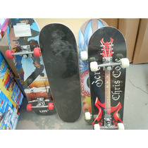 Skates .banana O Ancho Con Track Metal - Base T/lija