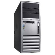 Pc Hp Dc 7600 Pentium 4 3.0 Ghz 1 Gb De Ram Disco De 160 Gb