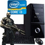Pc Computadora Gamer Core I3 8gb Ram 1tb Hdd 2gb Video