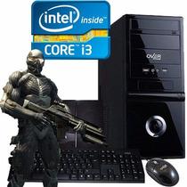 Pc Computadora Core I3 | 8gb Ram | 1tb | Wifi Dvd 2gb Video