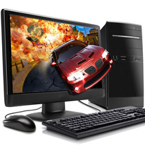 M9 Pc Pentium Dual Core + Monitor Led Lg 19 4gb 500gb Hdmi