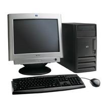 Pc Computadora Completa Pentium 4 Garantía: 1 Año