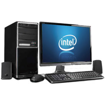 Pc Intel Dual Core G2030 | 2gb Ddr3 | Hd 500gb Sata 3