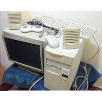 Computadora Completa Usada Con Windows 95