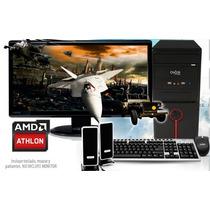 Pc Athlon 5150 X 4 Quad Core + Ddr3 4 Gb + Hd 500gb + Hdmi-