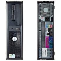 Pc Hp Dell Dual Core 2gb Ram Disco 160gb