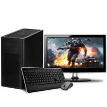 Pc Armada Intel Dual Core 4gb Hd 500gb Wifi Video Hd