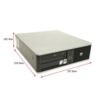 Pc Hp Dc7900 E8400 Core 2 Duo 3,00ghz 2gb Ram Disco 80gb