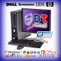 Computadora Completa Con Lcd Facturacion Electronica Afip