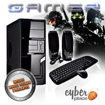 Pc Gamer Armada Amd - Lista Para Jugar Quad-core 1tb 8gb Kit