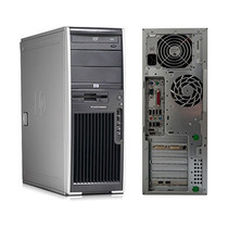Workstation Hp Xw 4600 Con Placa Nividia Fx 1700 Y Fireware