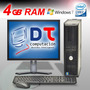 Computadora Con Monitor Lcd 4gb Ram Dtcomputacion !!!