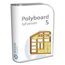 Polyboard 5 + Opticut Español,envio Inmediato !