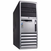 Cpu Hp D530 Pc Intel 1g Ram Hd 40g Win Xp + Office Impecable