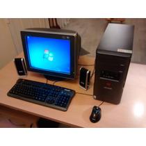 Computadora Dual Core Intel Pentium E2180 - Monitor 17