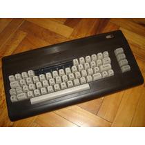 Computadora Drean Commodore 16 Teclado Negro