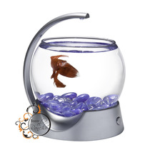 Tetra Betta Bowl Mini Acuario Para Peces Bettas