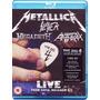 Blu-ray The Big 4 Live / Metallica Megadeth Slayer Anthrax