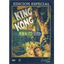 King Kong Edicion Especial Fay Wray Bruce Cabot 1933 Dvd