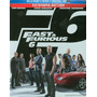 Blu-ray Fast & Furious 6 // Limited Edition // Steelbook