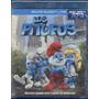 Blu Ray Los Pitufos Blu Ray Mas Dvd Nuevo Cerrado