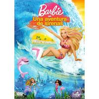 Dvd Barbie, Una Aventura De Sirenas