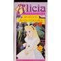 Alicia En El Pais De Las Maravillas Vhs Original Imperdible!