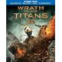 Blu-ray Wrath Of The Titans 3d / Furia De Titanes 2 / 3d+2d