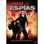 Dvd Mini Espias. Robert Rodriguez