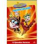 Padrinos Magicos- Superheroe Espectacular - Dvd - Original