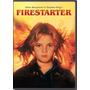 Dvd Firestarter / Ojos De Fuego / De Stephen King