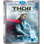 Blu Ray Thor The Dark World 3d + 2d Special Edition Local!