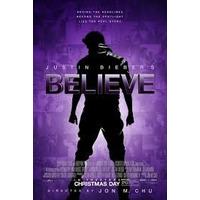 Dvd Justin Bieber Believe La Pelicula Estreno Absoluto