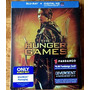 The Hunger Games Blu-ray + Digital Hd Steelbook Original
