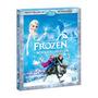 Frozen Una Aventura Congelada 3d Blu-ray Nuevo Original Caja