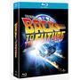 Trilogía De Volver Al Futuro En Blu Ray (3 Blu Ray Por Peli)