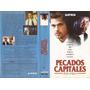 Pecados Capitales Seven Brad Pitt Morgan Freeman Vhs