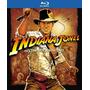 Blu-ray Indiana Jones Complete Adventures / Incluye 4 Films
