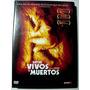 Dvd Entre Vivos Y Muertos, Nueva Original