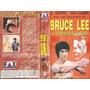 Bruce Lee La Verdadera Historia Vhs Artes Marciales