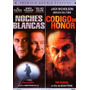 Noches Blancas Y Codigo De Honor Pack 2 Dvd Original