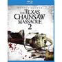 Blu-ray The Texas Chainsaw Massacre 2 / Masacre De Texas 2