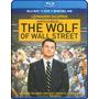 Blu-ray Wolf Of Wall Street / Lobo De Wall Street / Br + Dvd