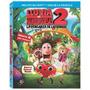 Blu Ray Lluvia De Hamburguesas 2 Nuevo
