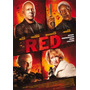 Dvd Red Con Bruce Willis Y Morgan Freeman Nueva A $49,90