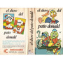 El Show Del Pato Donald Infantil Retro Contracuadro Vhs